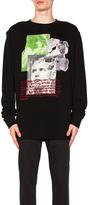 Loewe Adonis Sweatshirt in Black.