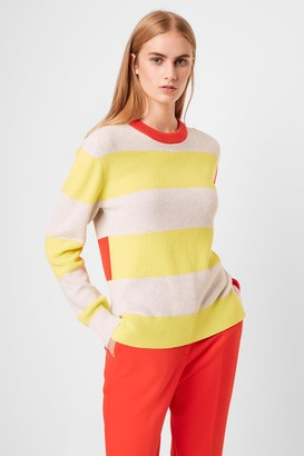 French Connenction Nuka Stripe Sweater