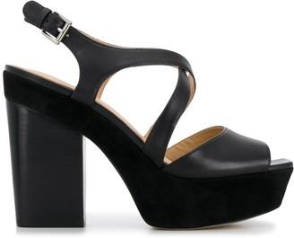 MICHAEL Michael Kors Abbott platform sandals