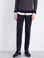 SLOWEAR Slim-fit stretch-cotton chinos