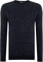 Calvin Klein Men's Sapak Leaf Sweater