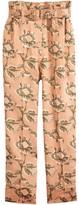 Simone Rocha Paper Bag Trousers in Rose