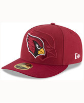 New Era Arizona Cardinals Sideline Low Profile 59FIFTY Cap
