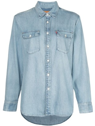 Wardrobe NYC x Levi's Release 04 denim shirt