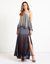 Religion Ombre Maxi Dress