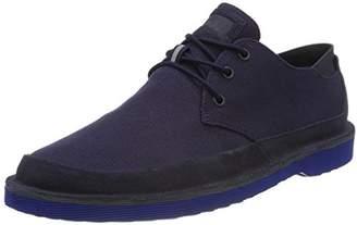 Camper Men's Morrys Oxfords, (Dark Blue 400), 45 EU