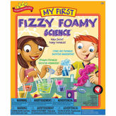 SCIENTIFIC EXPLORER Scientific Explorer My First Fizzy Foamy Science Kit 17-pc. Discovery Toy