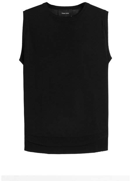 Simone Rocha Sleeveless Knitted Top