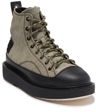 Diesel Cage Lace-Up Boot