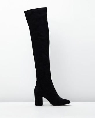 Therapy Hanover Microsuede Boots