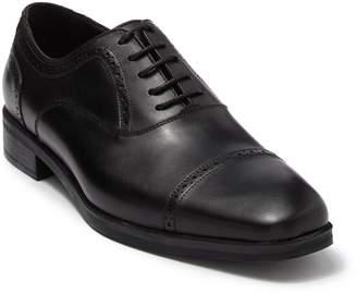 Bally Poncho Leather Cap Toe Oxford