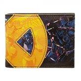 Bioworld Marvel Comics X-Men Fabric Applique Bi-Fold Wallet