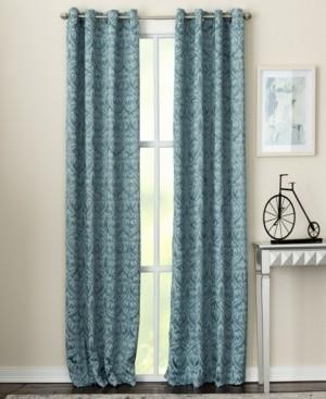"""Miller Curtains Caden 50"""" x 84"""" Panel"""