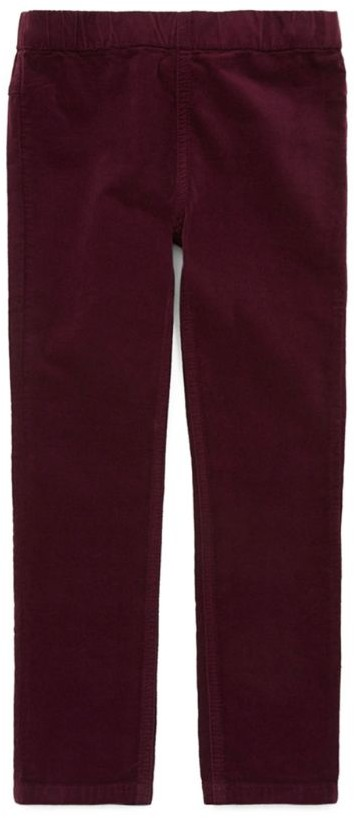 Bonton Velvet Leggings (4-12 Years)