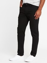 Old Navy Relaxed Slim Built-In Flex Max Never-Fade Jeans For Men