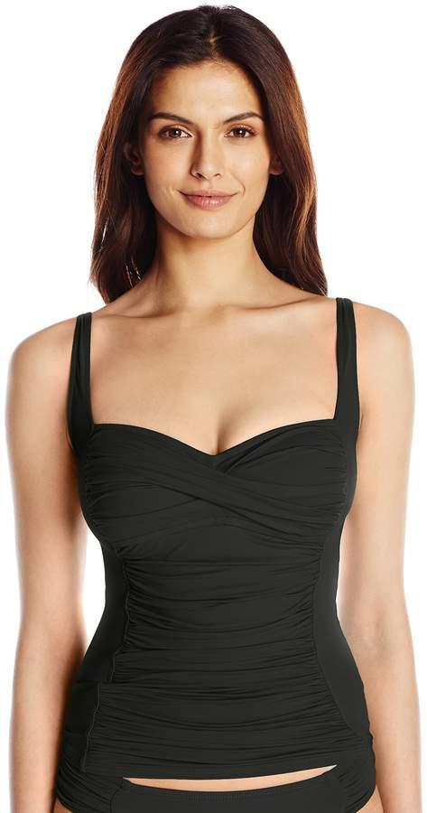 76669b01eee59 La Blanca Black Two Piece Swimsuits For Women - ShopStyle Canada