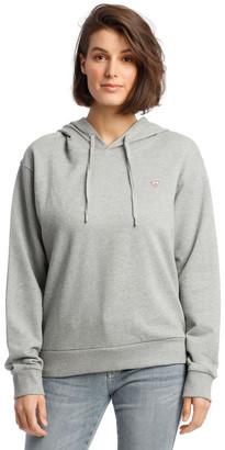GUESS Long Sleeve Logo Hoodie