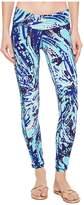 Lilly Pulitzer Luxletic Weekender Leggings Women's Casual Pants