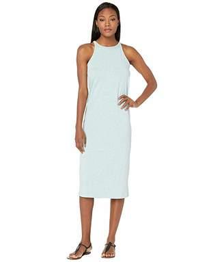 Lole Luisa Tank Dress (Seafoam Heather) Women's Dress