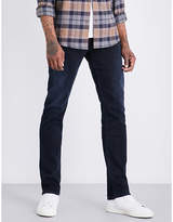 Citizens of Humanity Bowery slim-fit straight stretch-denim jeans