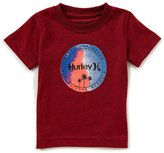 Hurley Little Boys 2T-7 Watersphere Short-Sleeve Tee