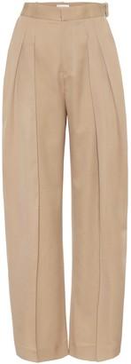 J.W.Anderson High-rise virgin wool pants