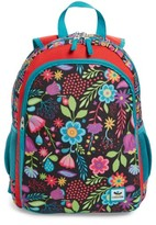 Girl's Chooze Reversible Backpack - Blue