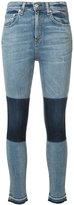 Rag & Bone Jean - Olana cropped skinny jeans - women - Cotton/Polyurethane - 25