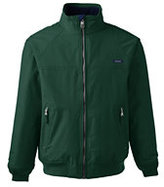 Lands' End Men's Tall Classic Squall Jacket-Red