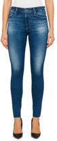 AG Adriano Goldschmied Farrah High Rise Skinny Crop