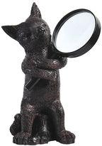 Element Fox Magnifying Glass Decor