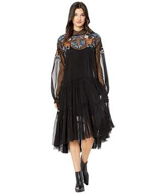 Free People Sheer Delight Maxi