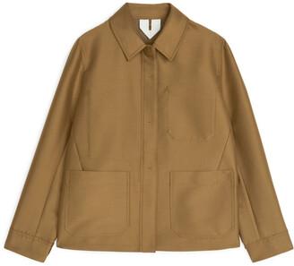 Arket Workwear Suit Jacket
