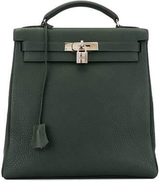 Hermes Pre-Owned Kelly Ado GM backpack
