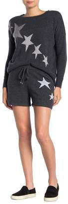 THE CASHMERE PROJECT Star Cashmere Shorts