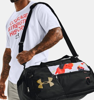 Under Armour UA Undeniable 4.0 MD Upstream Camo Duffle Bag
