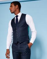 Debonair Wool Suit Waistcoat