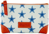 Dooney & Bourke NFL Cowboys Cosmetic Case