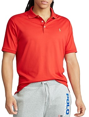 Polo Ralph Lauren Classic Fit Soft Cotton Polo Shirt