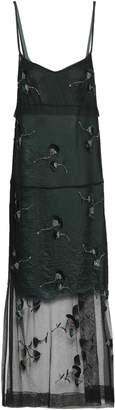 N°21 N21 Embellished Tulle Maxi Dress