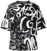 Dolce & Gabbana Salsa print T-shirt