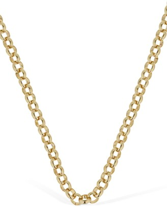FEDERICA TOSI Irma Lace Long Chain Necklace