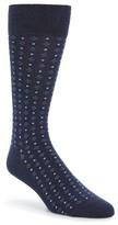 Cole Haan Men's Geometric Socks