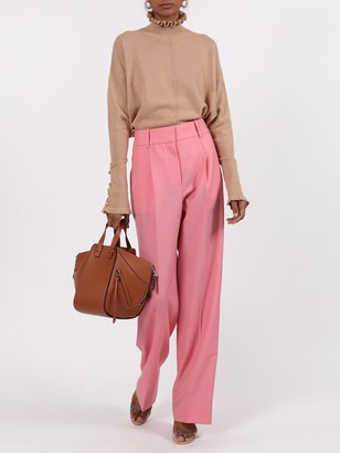 Givenchy High Waist Trousers , Flamingo Pink