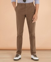 Brooks Brothers Stretch Cotton Trousers