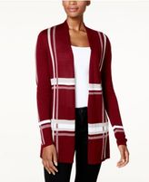 Charter Club Lightweight Open-Front Cardigan, Created for Macy's