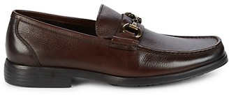 Kenneth Cole Halt Leather Loafers