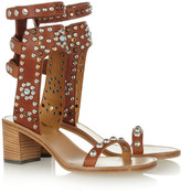 The Carol studded leather sandals