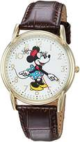 Disney Women's 'Minnie Mouse' Quartz Metal Casual Watch