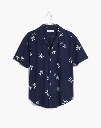 Madewell Easy Camp Shirt in Hawaiian Floral